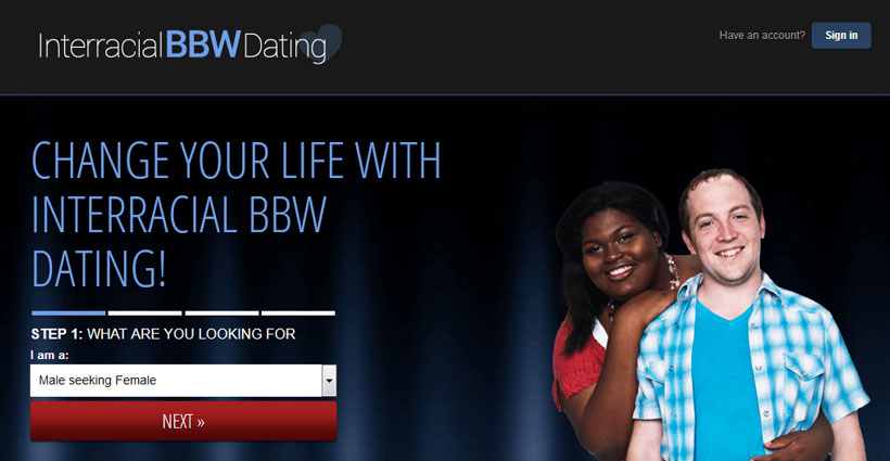 Interracial BBW Dating Review